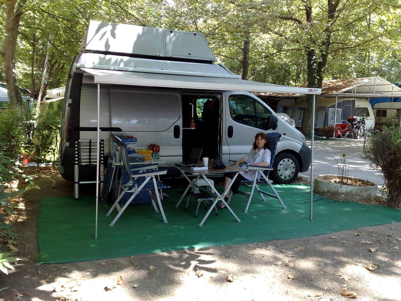 Platamonas(Kalamaki Camping) - 2011