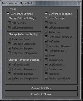 M-Converter UI
