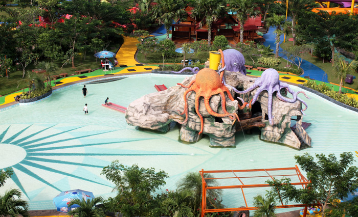 Tiket Water Kingdom - Mei
