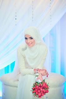Baju Pengantin Muslim Terkini