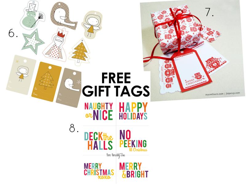Free Printable Religious Christmas Tags Free printable christmas tags