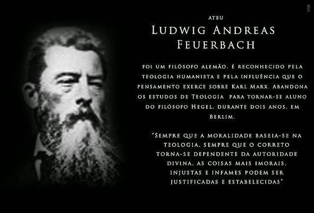 Một vài đánh giá về triết học Feuerbach