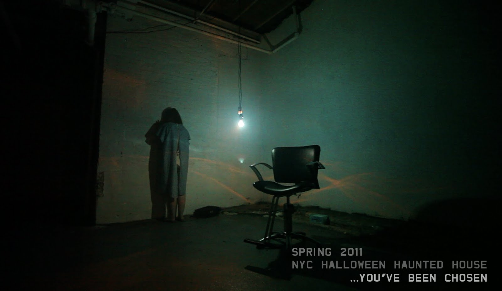 Superior A Disoriented Recollection Of NYC Haunted House (Spring Edition)