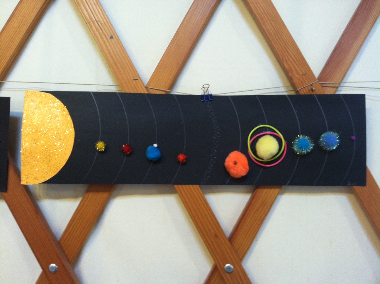 solar system with asteroid belt projects - photo #13