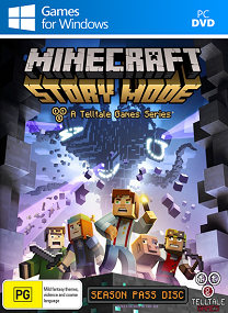 Minecraft Story Mode Episode 6-CODEX