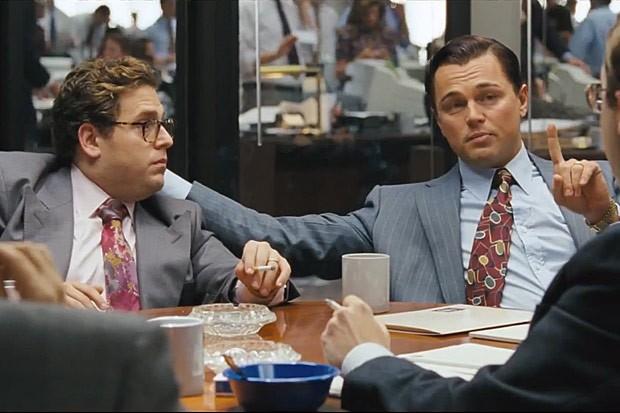The Wolf Of Wall Street Movie Film - Sinopsis