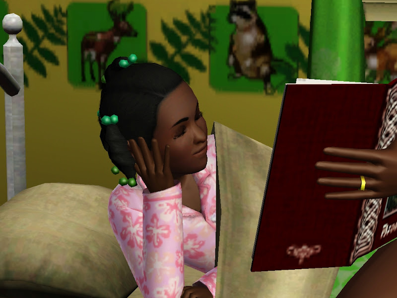 Sims 3 Generation Families