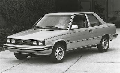 Renault Alliance, automobile, 1983, voiture de l'année, Motor Trends