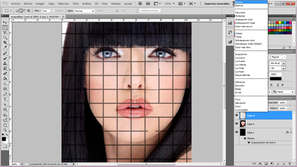 TUTORIAL: Un efecto explosivo en PHOTOSHOP