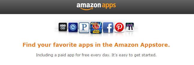 App Store : Amazon Appstore