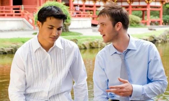 Разговарящи мъже