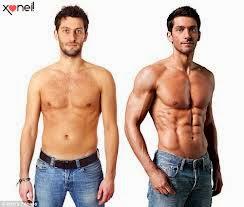Alimentos para ganho de músculos
