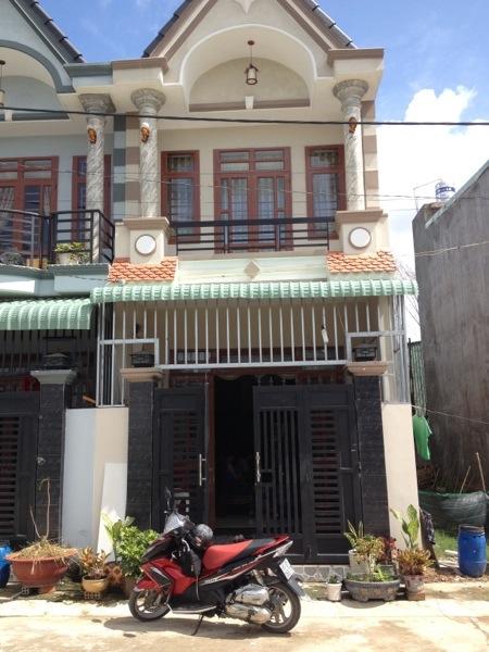 Bán nhà gần chợ tân long thị xã Dĩ An Bình Dương, vị trí đẹp