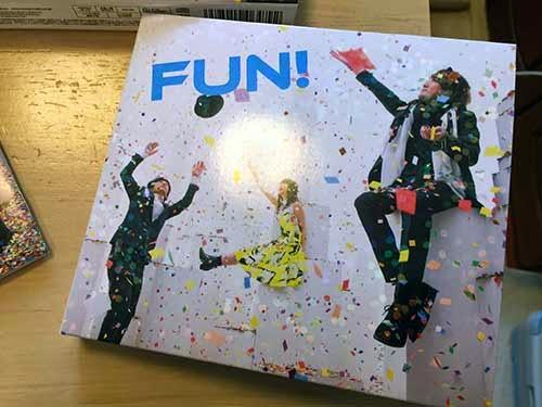 いきものがかりのニューアルバム「FUN! FUN! FANFARE!」03