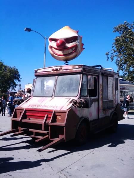 ice cream truck, unique ice cream truck, top unique ice cream truck, top creative ice cream truck