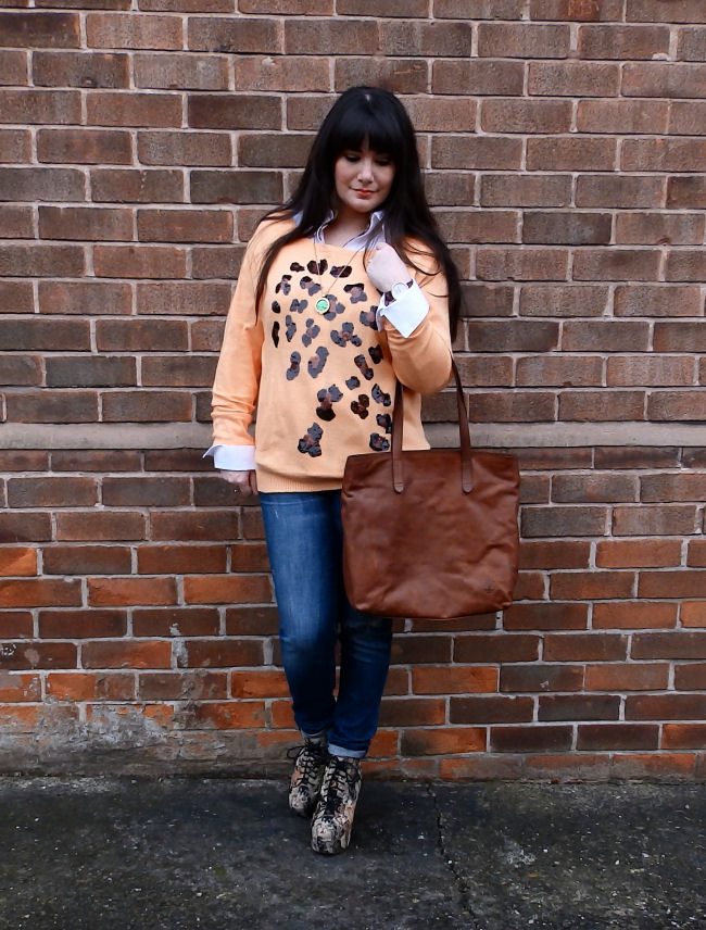 The style rawr outfit post jeffrey campbell timberland wildfox blogger