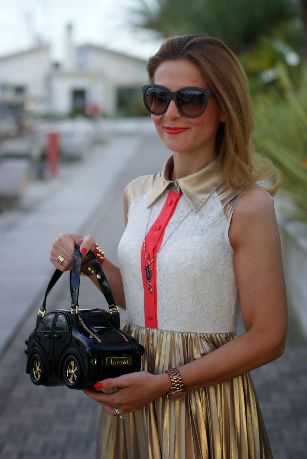 Braccialini, Carina Bag, CarinaBag, Fashion and Cookies, fashion blogger