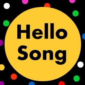 bai hat tieng anh thieu nhi the hello song