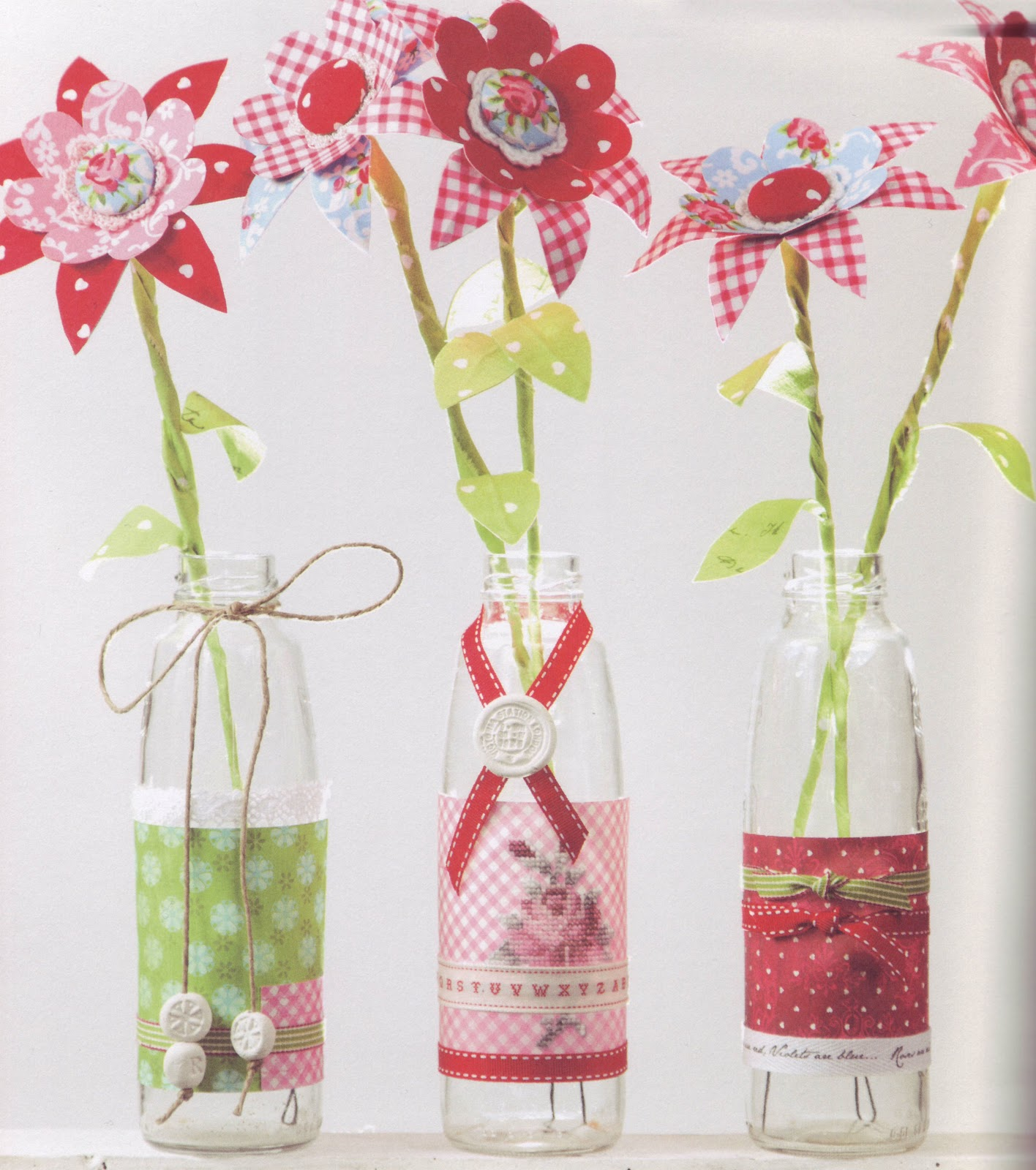 Book Reviews} Handmade Christmas & Stitch and Sew Home - A Spoonful ...