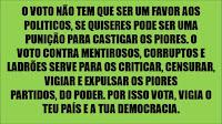 voto contra corrupção eleições 2015