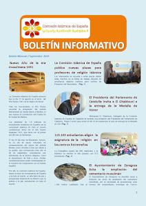 Boletín de la CIE septiembre 2019