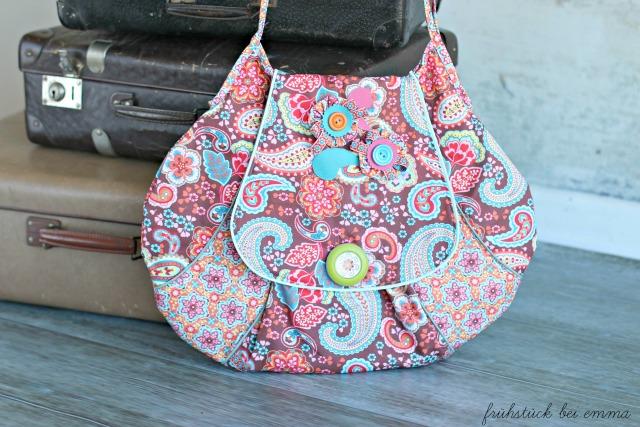 Tasche mit Paisley Muster
