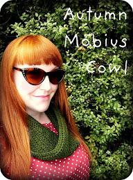 Autumn Möbius Cowl