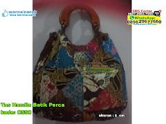 Tas Handle Batik Perca