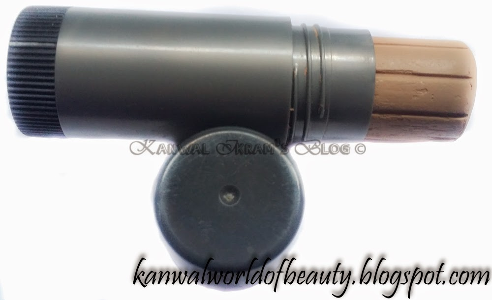 Kryolan Tv Paint Stick FS-45-Review And Swatch by kanwal ikram