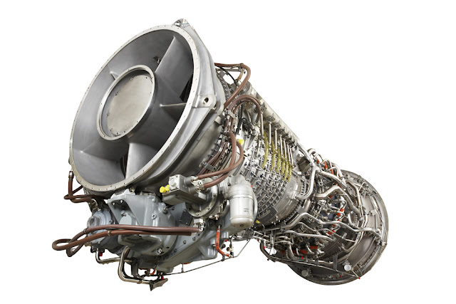 LM2500 marine gas turbine
