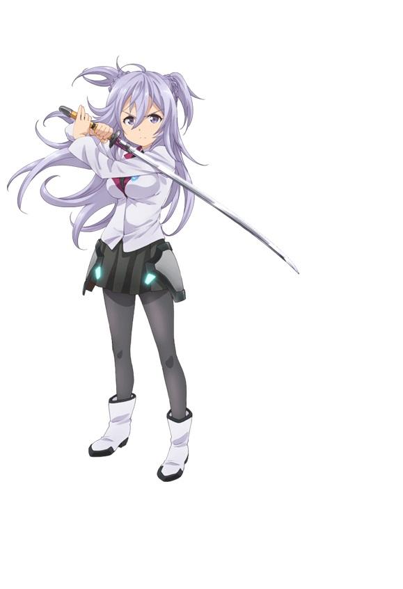 Gakusen Toshi Asterisk personajes