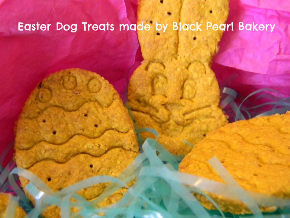 Easter dog treats