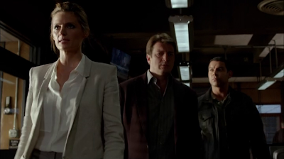 Castle S06E05. Time Will Tell