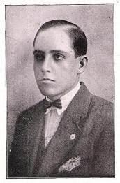 Ángel Ribera Arnal con 20 años