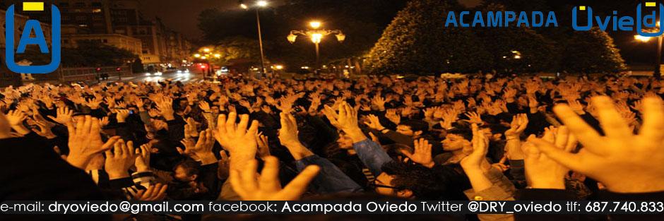 Acampada Oviedo
