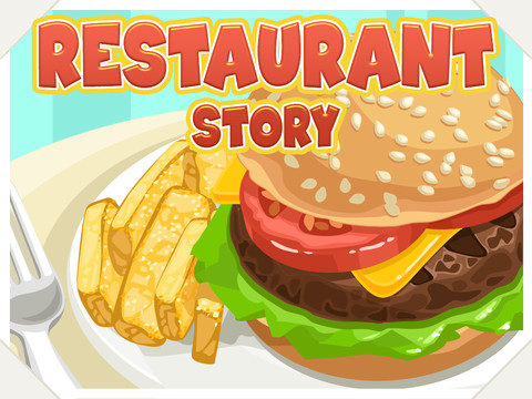 Restaurant Story Game Download for iPhone Android iPad   Kids Game APK