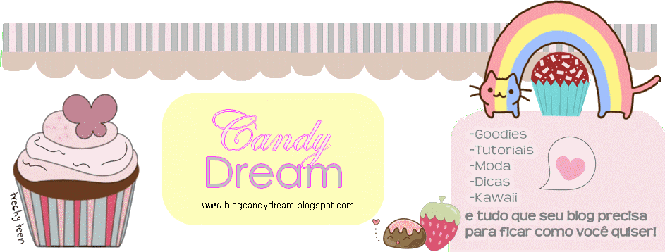 Candy Dream // Blog official