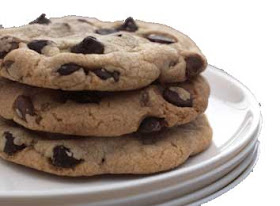 Chocolate chip cookies - www.jurukunci.net