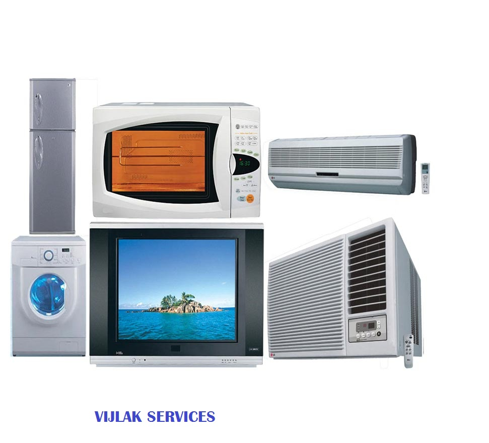 home appliances, office equipment, electronics equipments, electrical ...
