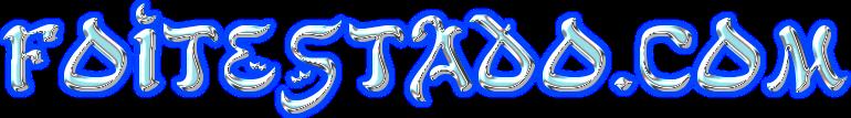 Logomarca prata azul metalica