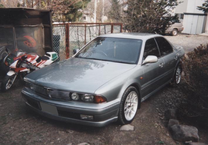 289. Zdjęcia #090: Mitsubishi. staryjaponiec blog, galeria
