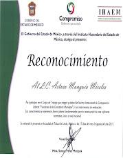 """Norma Institucional de Competencia Laboral """"Contraloria Municipal"""""""