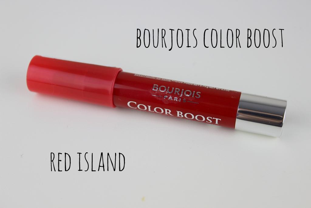 bourjois color boost red island review tis the season to wear red lips fa la la la la la la la laaaaaaaaa - Bourjois Color Boost