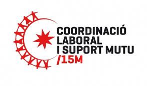 cordinaco laboral i suport mutu / 15M