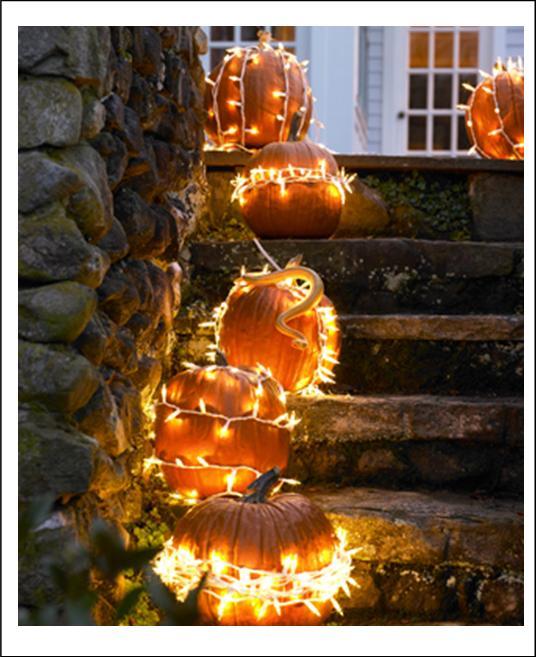 Halloween Wall Lights : It s Written on the Wall: Halloween Potion & Spell Labels, Pumpkin Pops, Eggnog, DIY Cake Plates ...