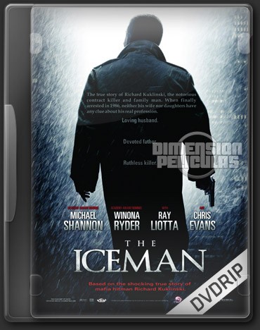 The Iceman (DVDRip Ingles Subtitulada) (2012)