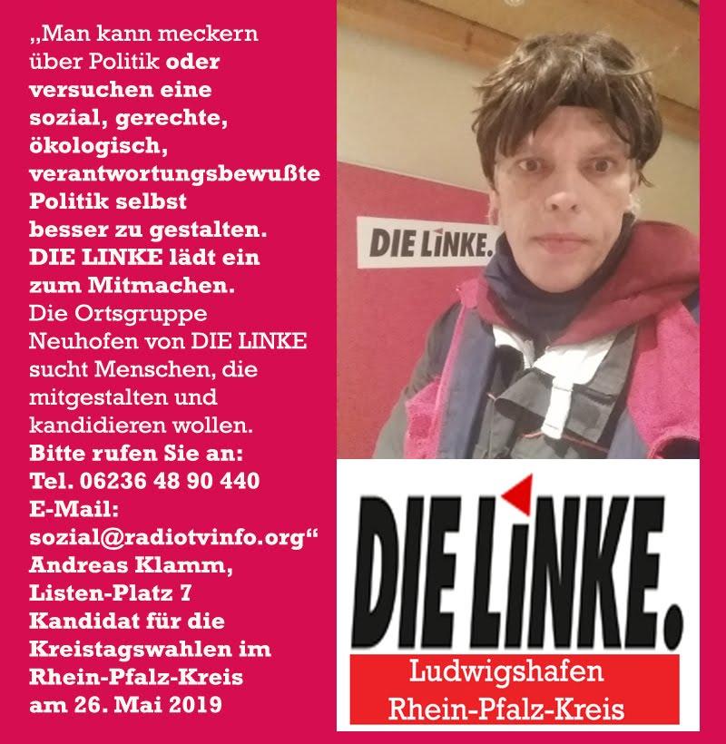 Andreas Klamm Soziales & Politik