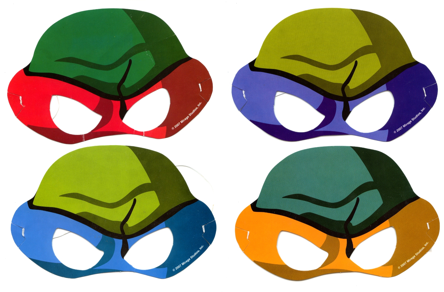 Teenage Mutant Ninja Turtles Mask Template http://squer-tmnt.blogspot.com/2011_11_01_archive.html