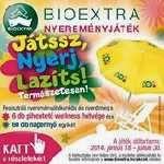 Bioextra nyereményjáték