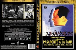 Pasaporte a la fama (1935) - Carátula